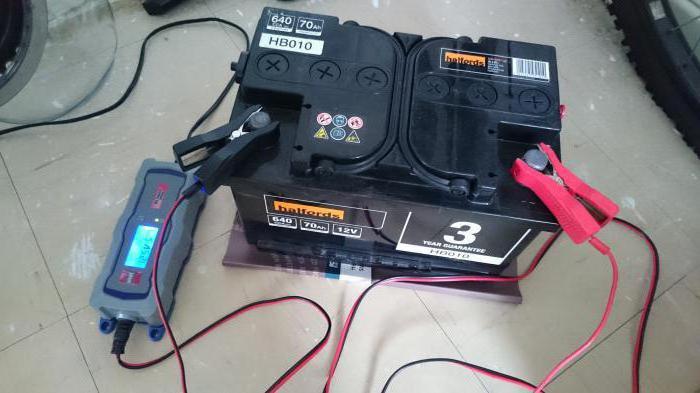 Заряжать аккумулятор домашних условиях 706