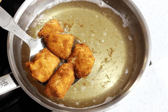 how to cook nuggets at home