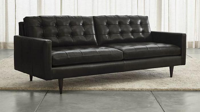 how to scrub the handle off the leather sofa