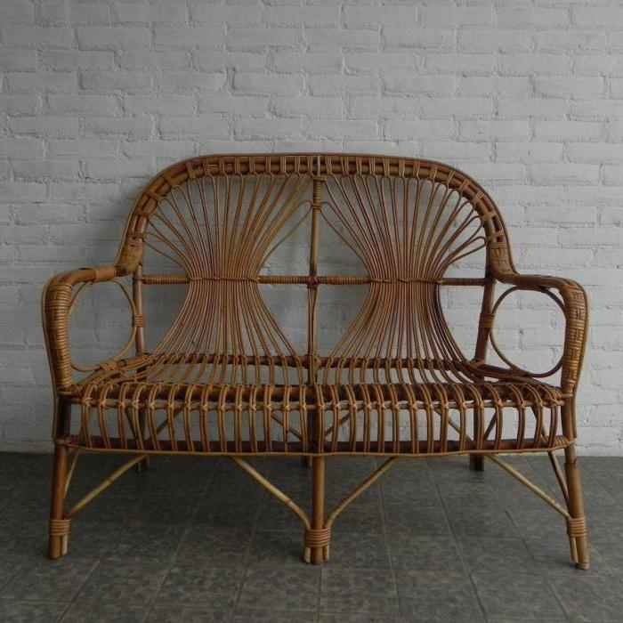artificial rattan furniture
