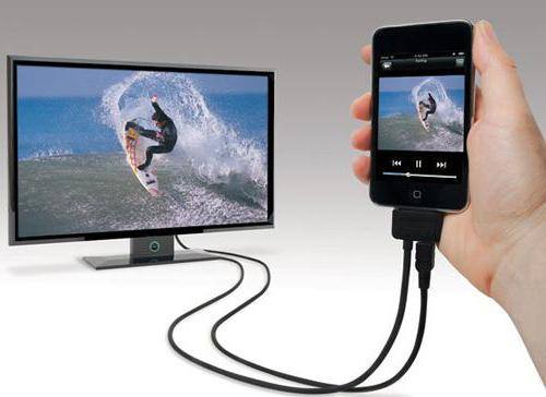 how to connect iphone to lg tv