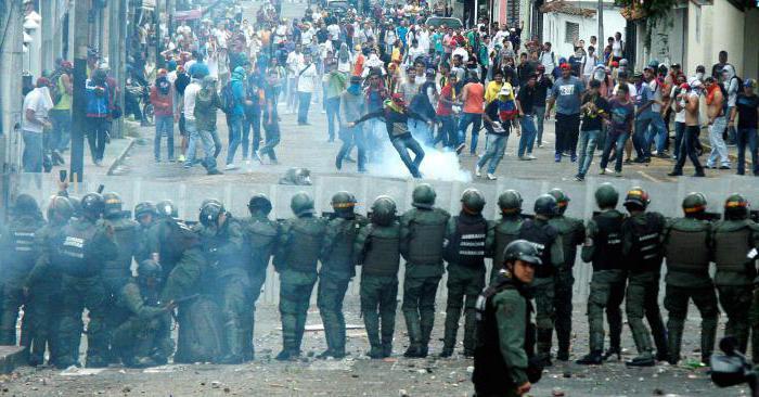 capital of venezuela