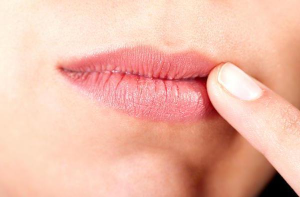lip disease causes