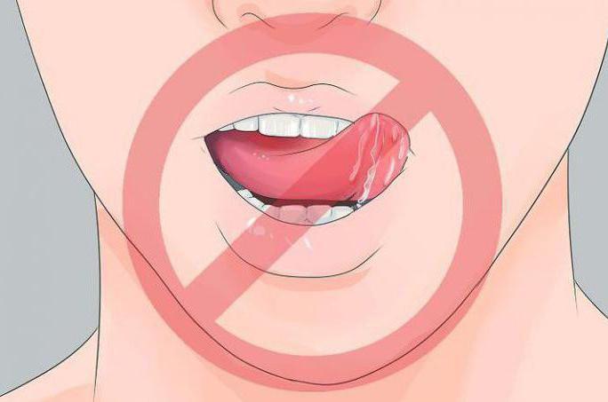 lip disease treatment