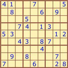 how to solve complex sudoku