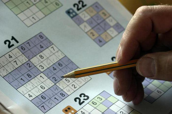 how to solve sudoku