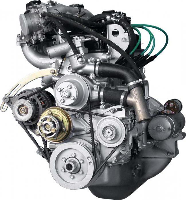 Engine UMP 421