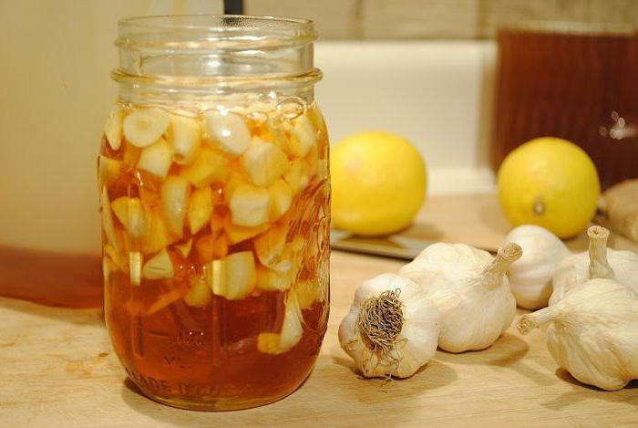 Яблочный уксус мед и чеснок польза и вред