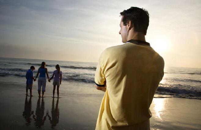 Жизнь после развода истории