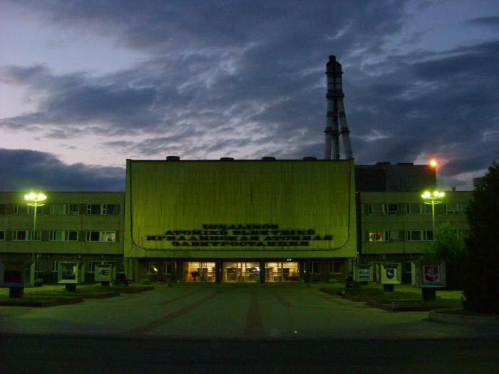 What is the Ignalina NPP?