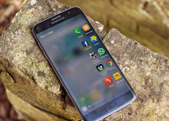 samsung galaxy s7 edge отзывы