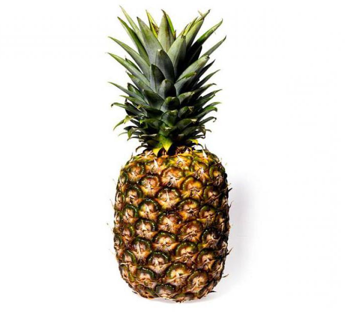 pineapple how to cut