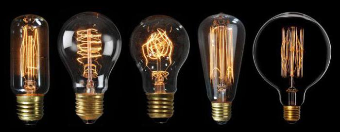 who invented the incandescent lamp