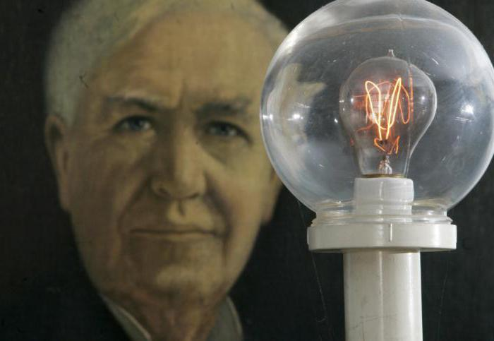 first incandescent bulbs
