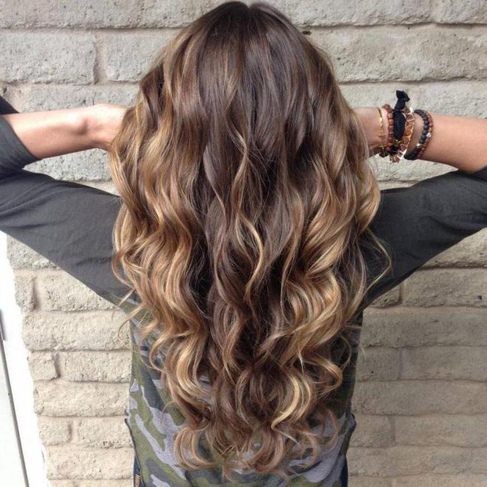 какие виды окрашивания волос