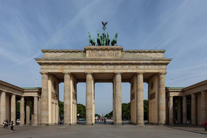 triumphal arches of the world list