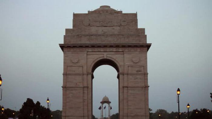 which cities in the world have a triumphal arch