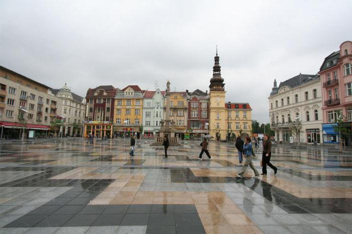 Attractions Ostrava Czech Republic Description