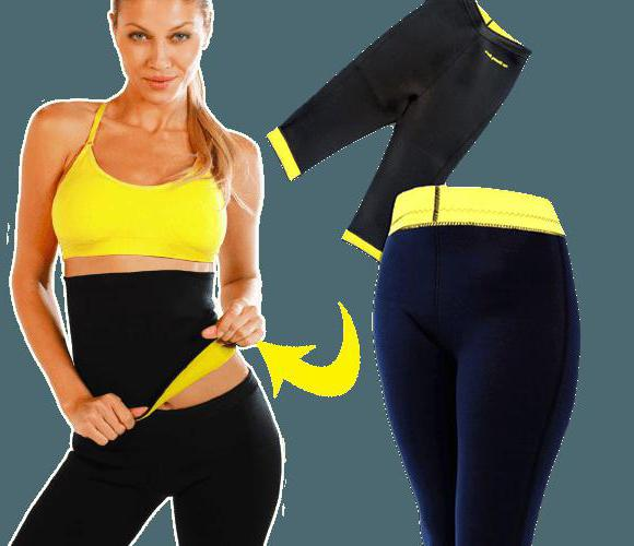Breeches for slimming sizes