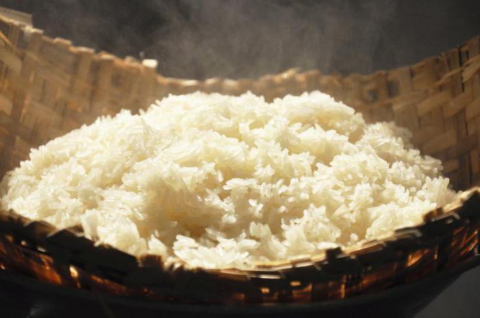 Как варить пропаренный рис: советы по приготовлению