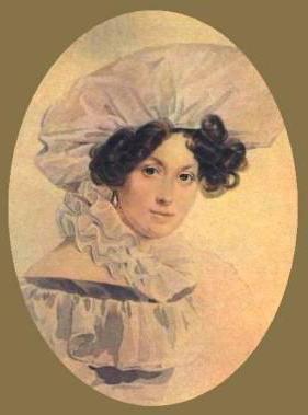 features of the romantic lyrics of Pushkin