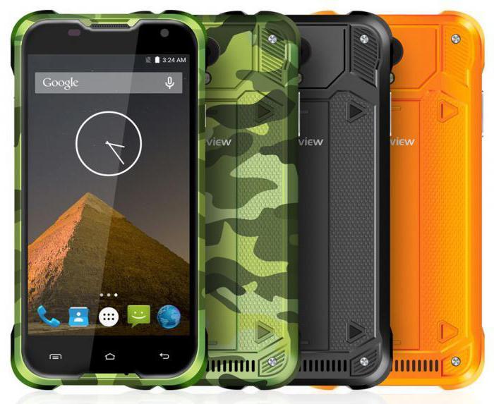 Защищенный смартфон Blackview BV5000: отзывы