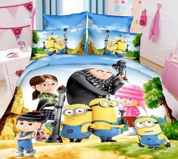 polysatin bedding with 3d reviews