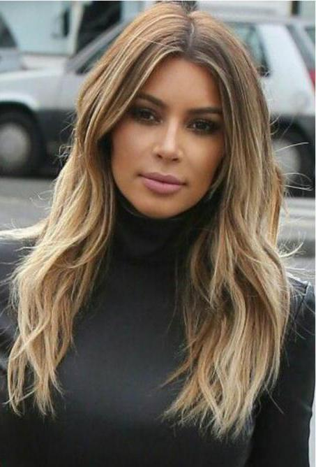 виды окрашивания волос омбре