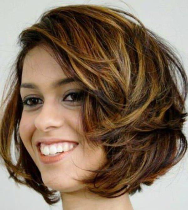 вид окрашивания волос балаяж