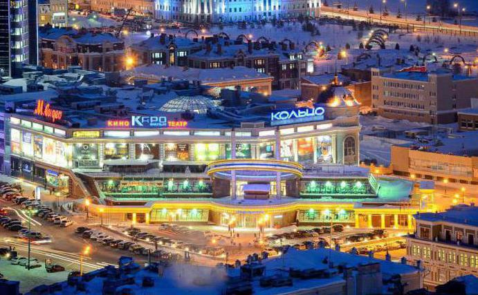 where to walk in Kazan with a girl