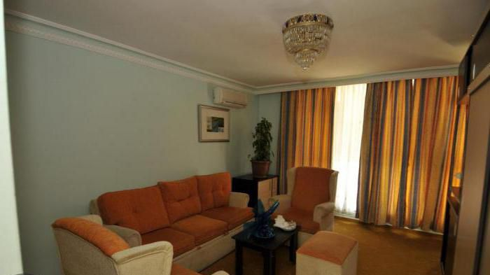 first class hotel alanya 5