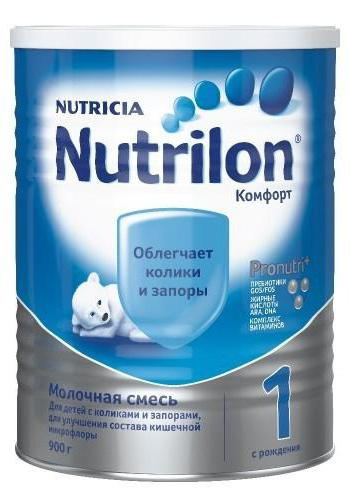 nutrilon fermented milk 1 reviews