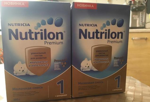 nutrilon dairy from constipation
