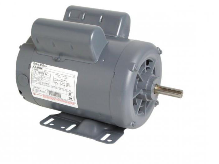конденсатор для запуска электродвигателя