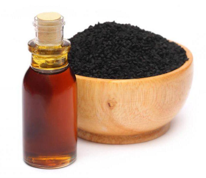 Масло черного тмина отзывы