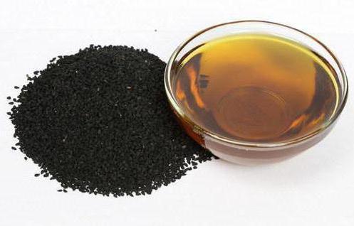 Черный тмин масло какие заболевания