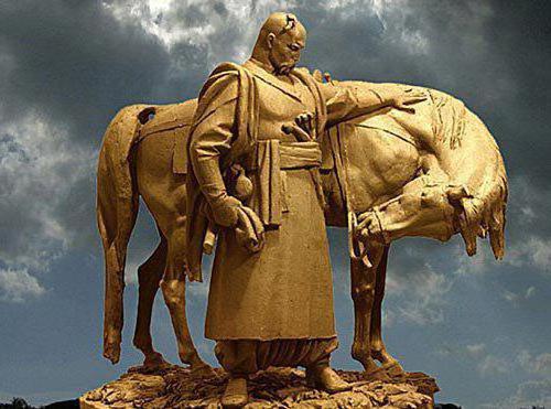 Prince Svyatoslav the word about Igor's regiment