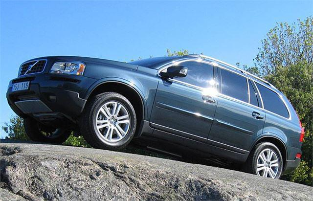 volvo xc90 2008 reviews