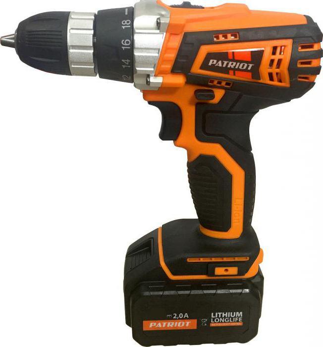 drill cordless screwdriver rating