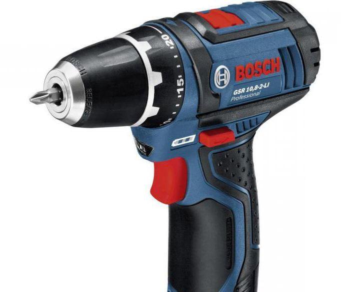 characteristics drill cordless screwdriver