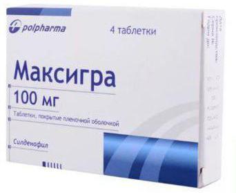 maxigra side effects