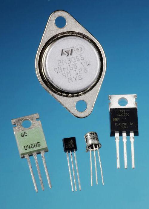транзисторные ключи схема