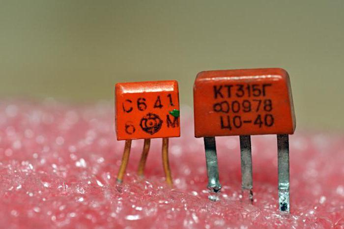 работа транзисторного ключа