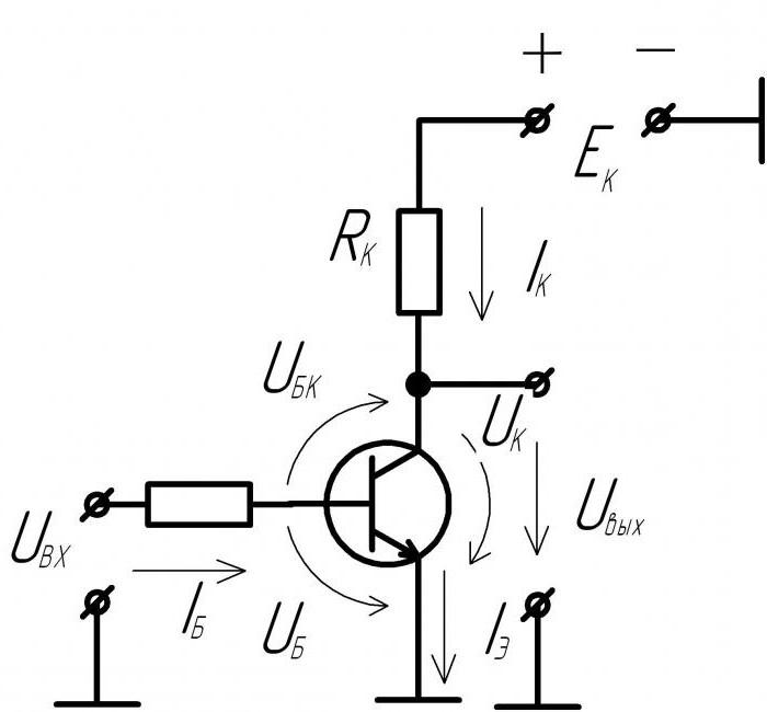 транзисторные ключи принцип работы