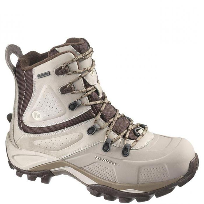 Boots for winter activities Merrell