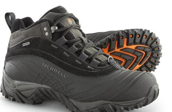 Tracking boots Merrell reviews