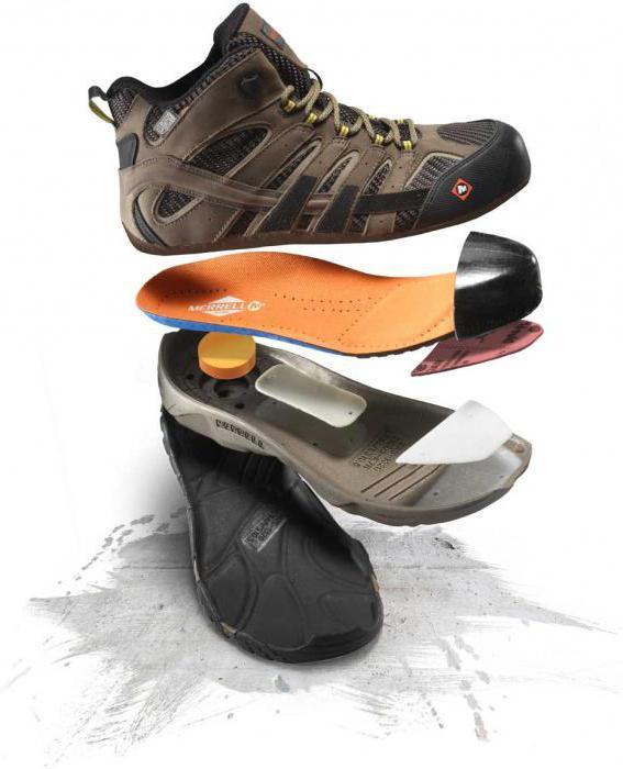 Men's shoes Merrell