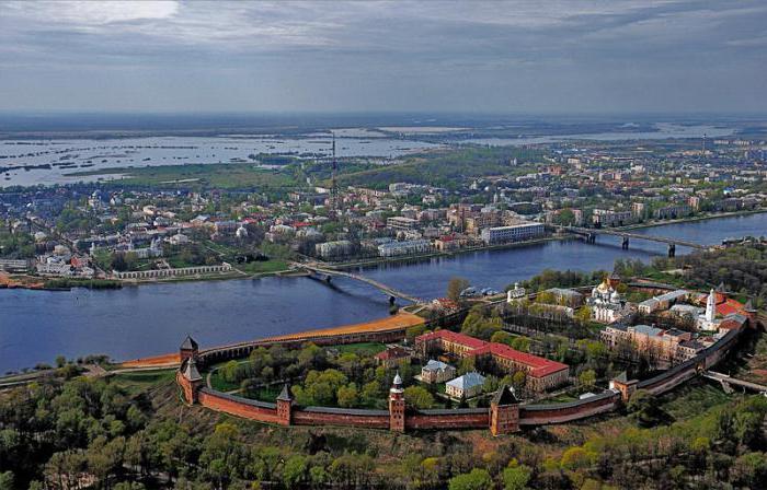 coat of arms Veliky Novgorod