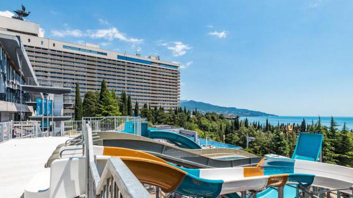 yalta intourist reviews