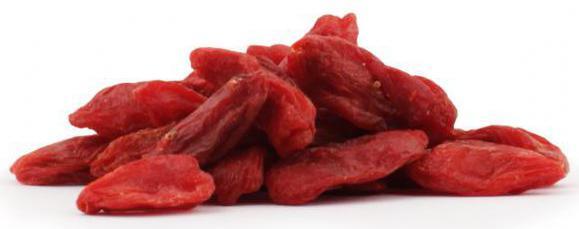 Goji berries benefit and harm